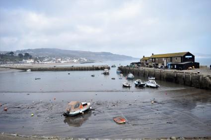 Lyme Regis The Cobb